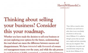 Harris Williams | What to Consider When Selling Your Business