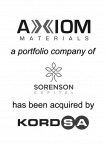 Axiom Materials | Harris Williams Transaction
