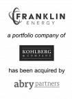 Franklin Energy Group | Harris Williams Transaction